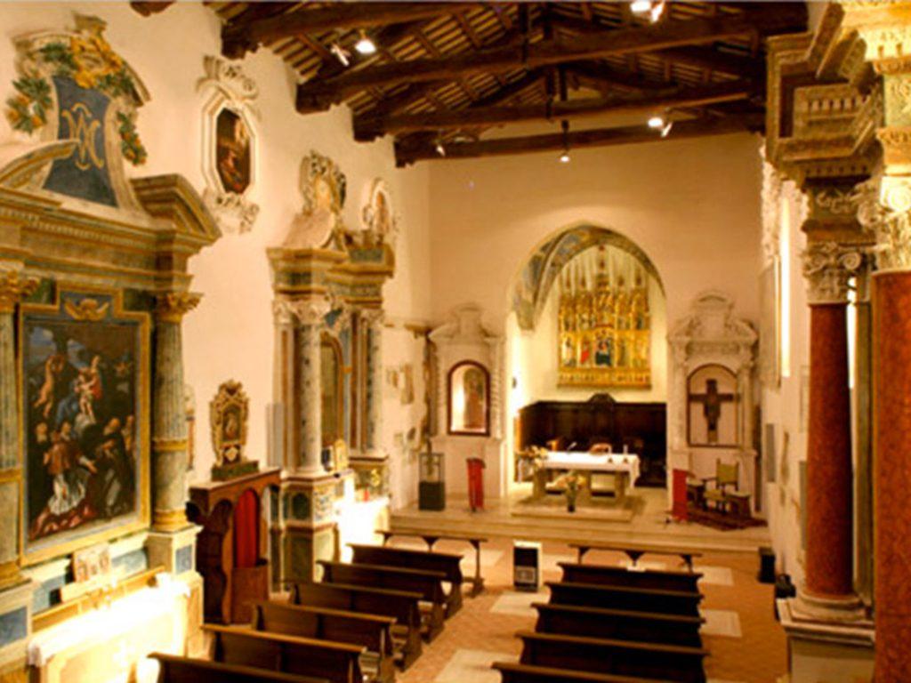 Chiesa Serrapetrona