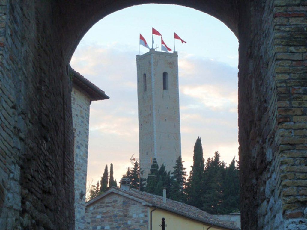 Torre civica SanSeverino