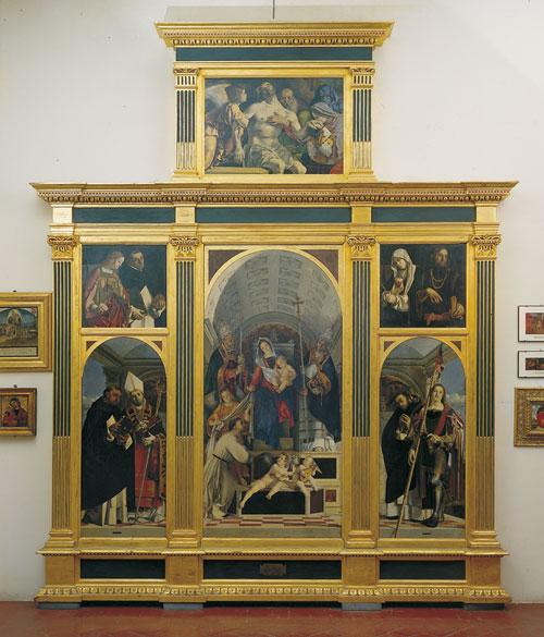 Polittico di S. Domenico, 1508