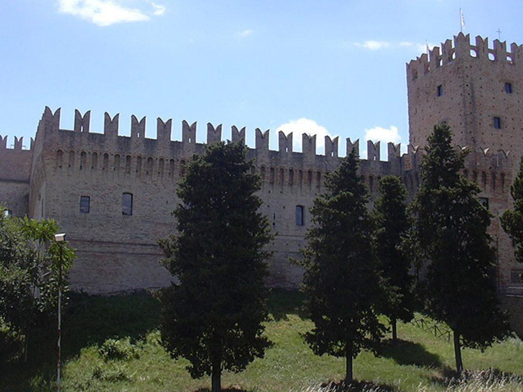 Castello della Rancia Tolentino