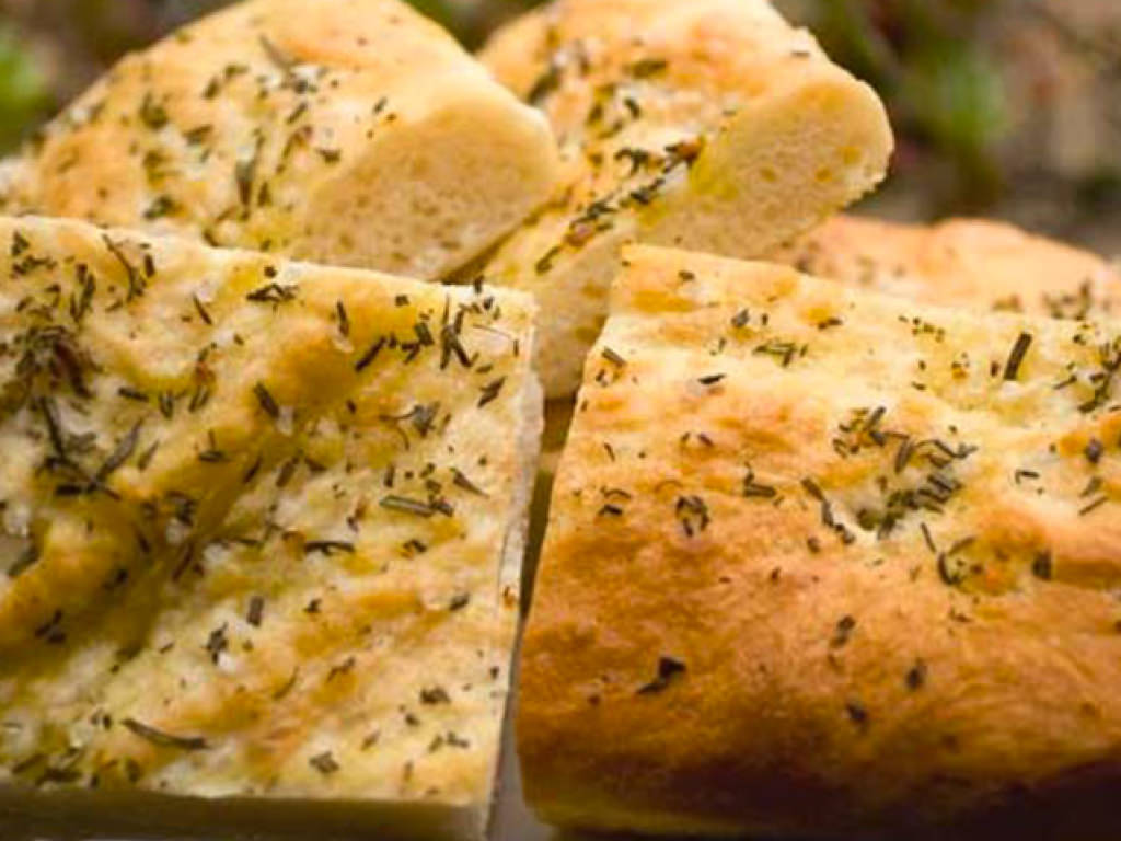 Pane,cresce e focacce