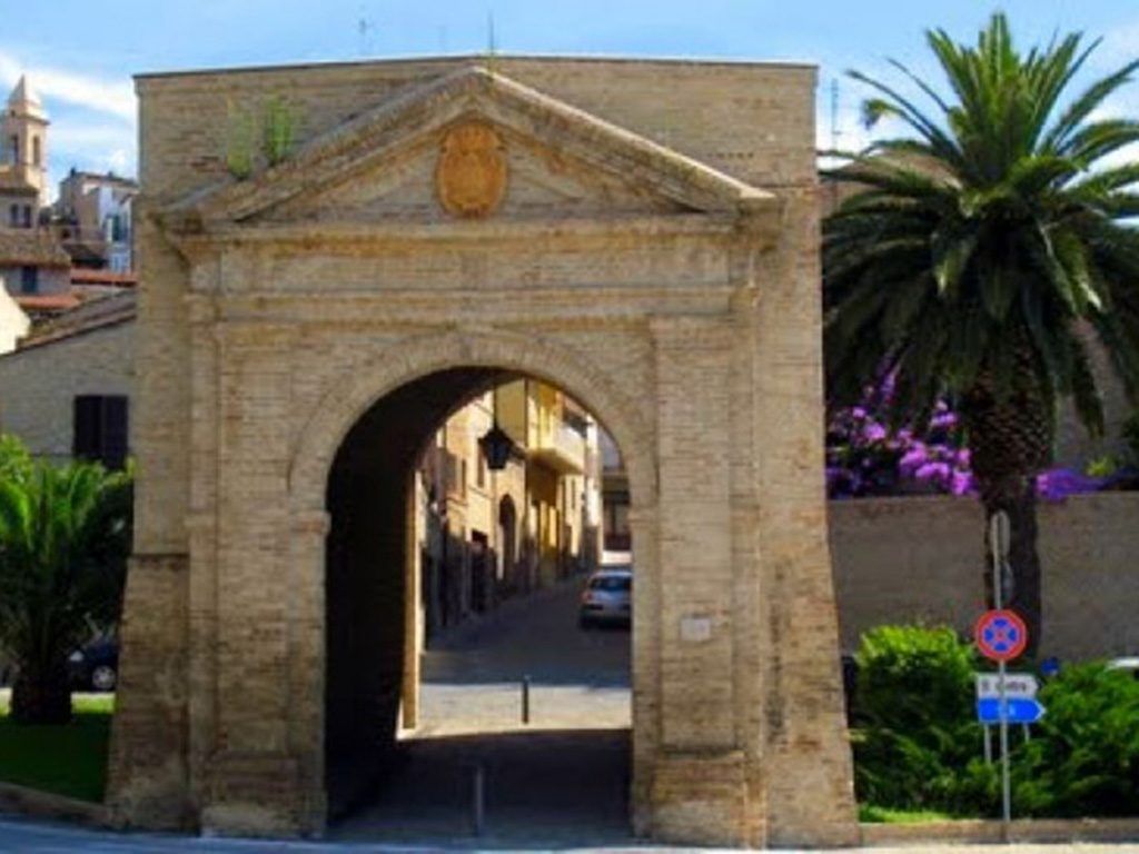 Porta Galiziano Potenza Picena