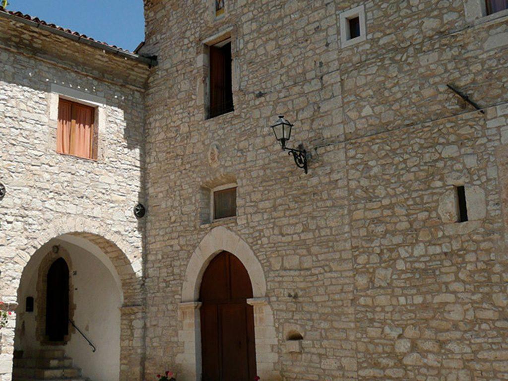 San Liberatore Castel Sant Angelo
