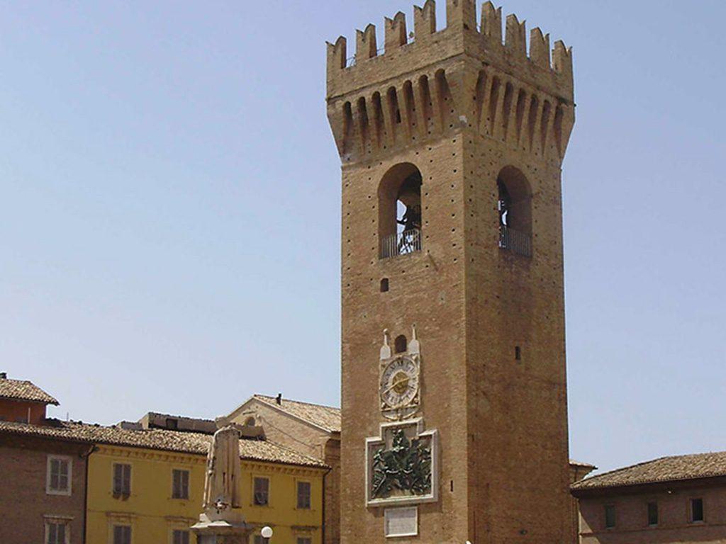 Torre Borgo Recanati